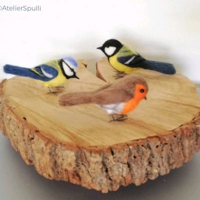 Workshop vogeltjes